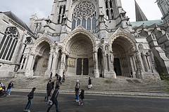 Cathédrale de Chartres (Alexandre Dolique) Tags: d850 nikon chartres cathédrale cathedral gotique roman tour toîts vitraux bleu crypte en lumière sample pictures alexandre dolique