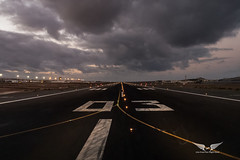 Take-off from Gran Canaria RWY03L (gc232) Tags: lpa gclp airport runway takeoff livefromtheflightdeck golfcharlie232 fly flying pilotsview pilotlife taking off avgeek plane aviation