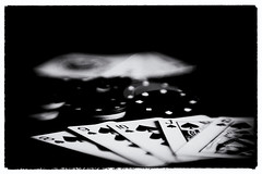 All in (gernot.glaeser) Tags: blackandwhite blur depthoffield inanimateobjects lensbaby monochrome stilllife project365 365project deu dof monochromeworld monochromemonday nikon twist60