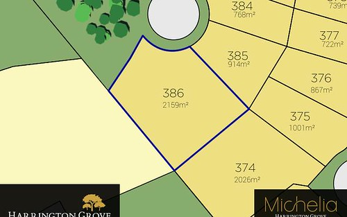 Lot 386, Starlight Retreat, Harrington Park NSW
