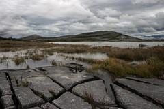 Burren National Park, County Clare (Declan Geraghty) Tags: irland clare connaught theburren burrennationalpark landscape paysage westofireland lake lac stones clouds nuages ireland