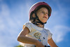 Star in the making ~ 241/365 2017 (joriks) Tags: 2017 365 emily cardiff wales unitedkingdom gb bmx star helmet girl girls daughter fatherhood family face fantastic parenthood parrenting blue sky skies cloud clouds bright portrait sony alpha 100mm 100mmstf a7r2 cute beautiful gorgeous love lovely bike bicycle
