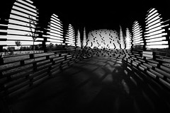 Reading between the lines (Eero Capita) Tags: reading between lines bogloon looz belgium nikon d7100 project abstract lighting borgloon