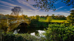 E N G L A N D (SpectrumLight) Tags: england southeastengland uk penshurst kent landscape rural countryside scenic bucolic summer bridge river rivermedway waterscape sonya7ii sonyilce7m2 fe1635mmf4zaoss sony flickr travel beauty historical history tourism explore