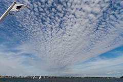 Poole Week 2017 Day 3 (46 of 47) (johnlinford) Tags: boat boating canoneos7d poole pooleharbour pooleweek regatta sail sailing weather cloud clouds sky