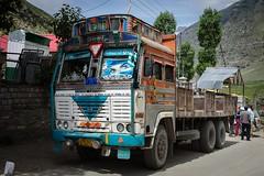 Manali-Leh Highway, India. (stefan_fotos) Tags: asien hq indien ladakh urlaub india asia himachal pradesh manali leh highway truck lastwagen