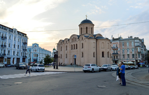 Church in Podil