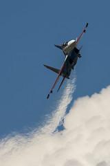 Sukhoi Su-30SM - 151 (NickJ 1972) Tags: zhukovsky maks 2017 airshow aviation sukhoi su30 flanker russianknights rf81722 37