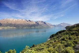 New Zealand - Lake Wakatipu