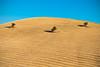 Siam rimasti in tre (CL) (Ondablv) Tags: sicily sicilia sicili trinacria minimal ondablv clear colline hill hills centre centro grano campi coltivati paesaggio