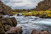 Öxarárfoss (MichelGuérin) Tags: 2017 islande michelguérin nature nikon nikon2470mm nikond500 parcnationaldethingvellir plaineduparlement suðurland © árnessýsla öxarárfoss
