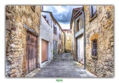 VIC-LE-COMTE (régisa) Tags: rue street viclecomte puydedôme auvergne house maison facade balmorhea elitegalleryaoi bestcapturesaoi