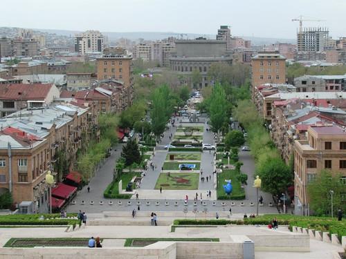 Tamanyan Street