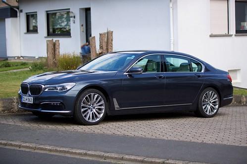 BMW 730 Ld XDrive G12 - 19