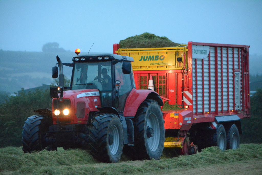 Jumbo Tractor Tow : The world s most recently posted photos of mf and traktor