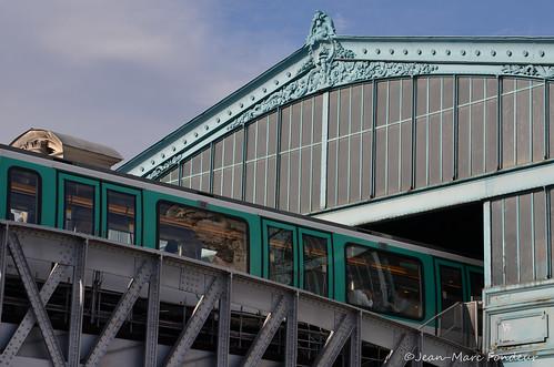Paris : la gare Austerlitz