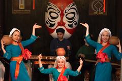 Hoi An (pablocba) Tags: people dancer bailarinas cultura culture vietnam sony ilce6000 alpha 6000 hoi an cultra asia dance baile