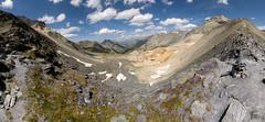 Col Chavière (2796m) (trekmaniac-is-back) Tags: alpes ete2017 france j1 pano refugeorgèrerefugepécletpolset tourdesglaciersdelavanoise