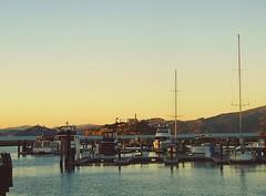 View, Alcatraz (sabrina.anouk) Tags: alcatraz photography canon california travelling yearabroad canonus shoot