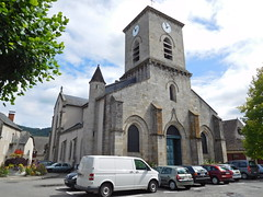 DSCN6287 Argentat (Corrèze) (Thomas The Baguette) Tags: cantal auvergne france basilique mauriac notredamedesmiracles puysaintmary puy leclou vicsurcere toursdemerle soult argentat correze chastaigne barrage aigle thiezac