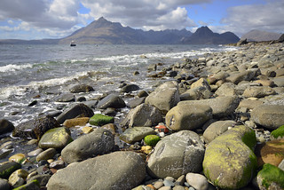FROM ELGOL BEACH, ISLE OF SKYE  -  (Selected by GETTY IMAGES)