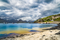 From beach to peaks (Ettore Trevisiol) Tags: ettore trevisiol nikon d7200 d300 sigma 17 50 10 20 nikkor 55 200 scotland highlands isle skye elgol