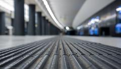 Schmocus (katrin glaesmann) Tags: berlin tube station architecture u55 bvg 2009 platform brandenburgertor oestreichhentschel