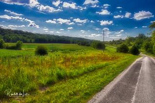 A Midsummer Drive Through Cass County, Illinois