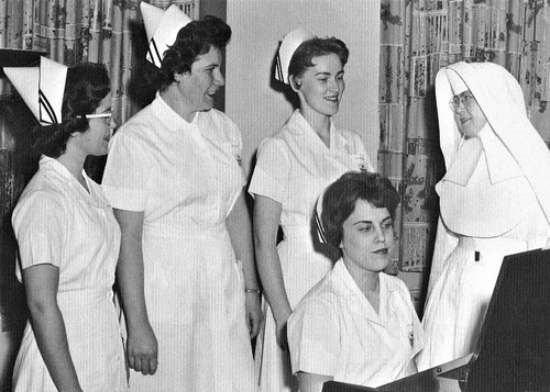 Flickriver Most Interesting Photos From Vintage Nurses And Health
