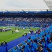 Leicester City first home game of season 17/18, Premier League, August 2017