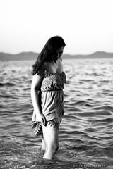 Mermaid (darioD2) Tags: mermaid seescape seascape sea mareadriatico mare woman dress nikon nikkor d3100 dslr dario