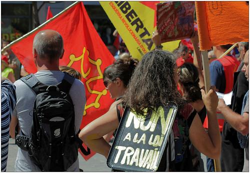 Mouvement social (Pau - 64)