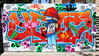 Yellow (Jean Tareau) Tags: sud ouest chrome couleur légal illégal plan vandal art urbain street peinture paint éphémère graffiti graf fresque route terrain voie férrée rail panel whole train car tag tags pau lannemezan tarbes