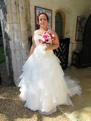 IMG_1513 (.Martin.) Tags: frettenham church wedding bride groom norfolk weddingdress dress suit guest bridesmaid