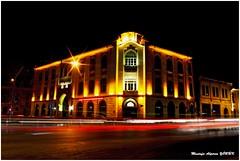 İzmir Tarihi Borsa Binası (alperenyörük) Tags: eos600d canon colors ottoman ottomanarchitecture history kemeraltı 2015 historicalbuilding tarihiborsabinası izmir