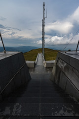 Radar Station, Grand Ballon (ghostwheel_in_shadow) Tags: alsace europe france grandballon grandest hautrhin airtrafficcontrol architectureandstructures publicarchitecture radar radome sciencetechnologyandengineering technology transport transportation soultzhautrhin fr