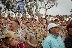 Texas A&M Corps of Cadets Gameday UCLA 2017 (corpsofcadets) Tags: aggies corpsofcadets fightintexasaggieband rosebowl tamu texasam ucla cadets