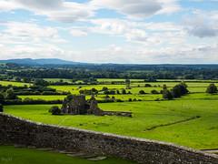 beyond the walls (-BigM-) Tags: irland ireland republic holiday green island grüne insel kilkenny cashel rock st parick bigm