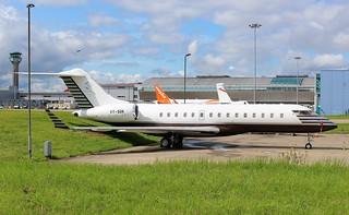 VT-SDK Bombardier BD700 Global 6000