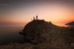 Sunset sur le Phare de Cabo de Gata (Stéphane Sélo Photographies) Tags: 6 españa eté k3ii parcnatureldecabodegata pentax phare sigma1020f45 alméria andalousie coucherdesoleil espagne landscape longexposure paysage poselongue spain sunset