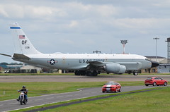 RC135 Rivet Joint (shutcho1973) Tags: rivet joint raf mildenhall usaf united states air force boeing rc135w