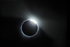 Diamon Ring (wasatchreflections) Tags: spiritual eclipse idaho teton moon diamond corona sun flare sky