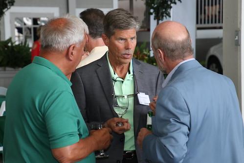 President's Reception in Harbor Springs, August 2017