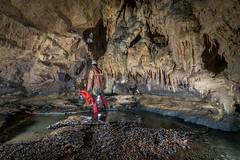 Chateau de la Roche - Chamesol (25) - France (Romain VENOT) Tags: caving spéléologie caves grottes cavités saint hyppolite chamesol doubs franchecomté france rivière souterraine eau cascades waterfall nikon d5300 cave grotte