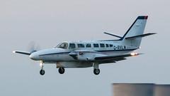 RVL Cessna 406 G-RVLW EMA 15-08-17 (robdsn) Tags: rvl cessna cessna406 eastmidlandsairport