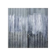 Door.  ( Villava ) (José Luis Cosme Giral) Tags: door old painting blue white minimal square 1x1 marcoblanco ricoh gr villava navarra