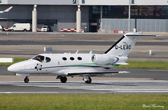 London Executive Aviation Cessna 510 Citation Mustang G-LEAC (birrlad) Tags: dublin dub international airport ireland aircraft aviation airplane airplanes bizjet private passenger jet taxi taxiway takeoff departing departure runway gleac cessna 510 citation mustang c510 london executive lea lonex