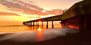 Fishing Pier in the Twilight|Pacifica, California