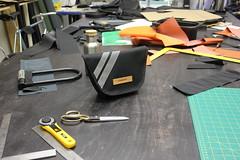 2 (hrrundel) Tags: prototype design handmade fannypack fanny pack fixed gear fixedgear messenger