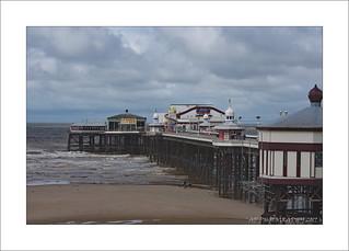 North Pier, Blackpool, Lancashire